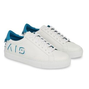 Givenchy Shoes - Urban Street Logo Sneakers